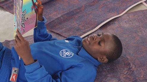 Biblioteksbøger giver belastede børn nyt håb
