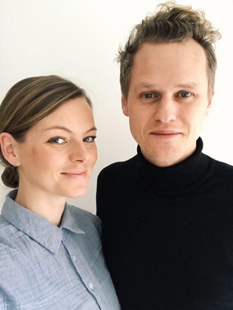 Rasmus og Ann Kristin