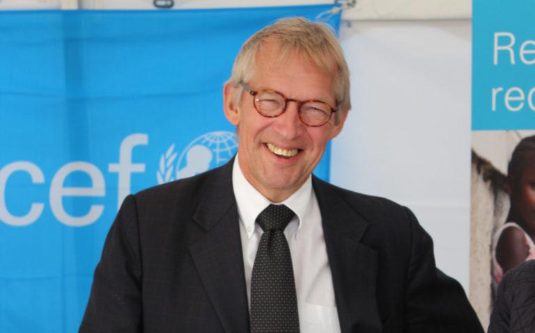 Alfred Josefsen UNICEF Danmark bestyrelsesforman