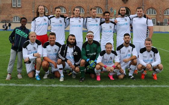 unicef cup 2016 musikerlandsholdet vinder 2016