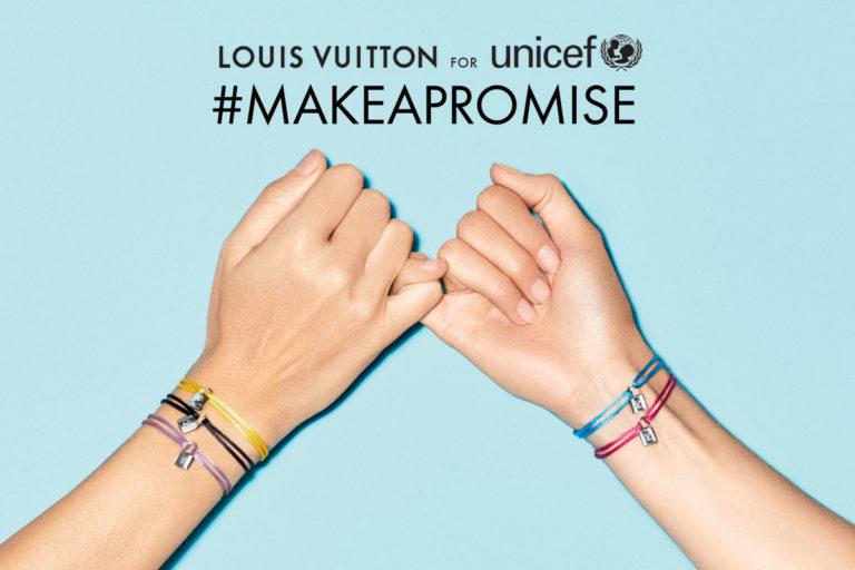 Louis Vuitton samarbejder med UNICEF