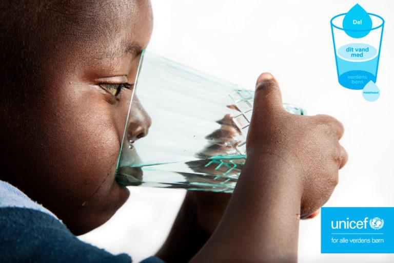 Spisesteder går ind i kampen for rent vand til verdens børn