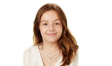 Sarah Gruszow Bærentzen på 15 år er formand for Danske Skoleelever i Hovedstaden: Unge er eksperter i eget liv