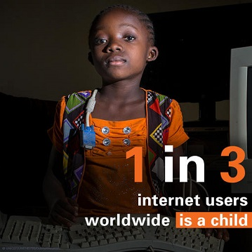 UNICEFs årlige statusrapport sætter fokus på fordele og ulemper ved den digitale teknologi, som børn står over for i vores tidsalder.