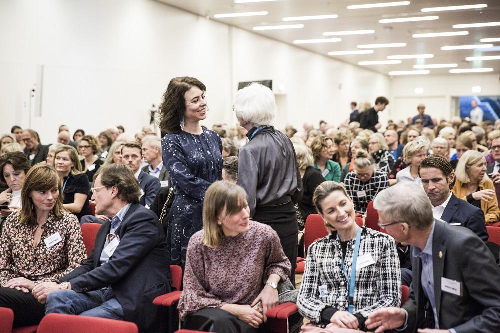 Foto af publikum Foto: Lise Balsby
