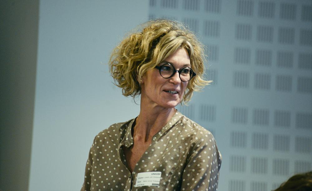 Bestyrelsesmedlem Lisbeth Juhl Christensen