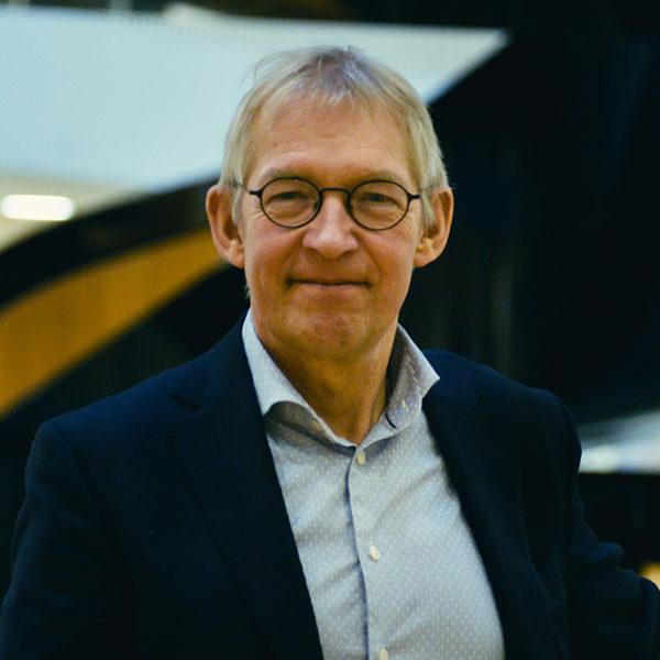 Bestyrelsesformand Alfred Josefsen blev genvalgt