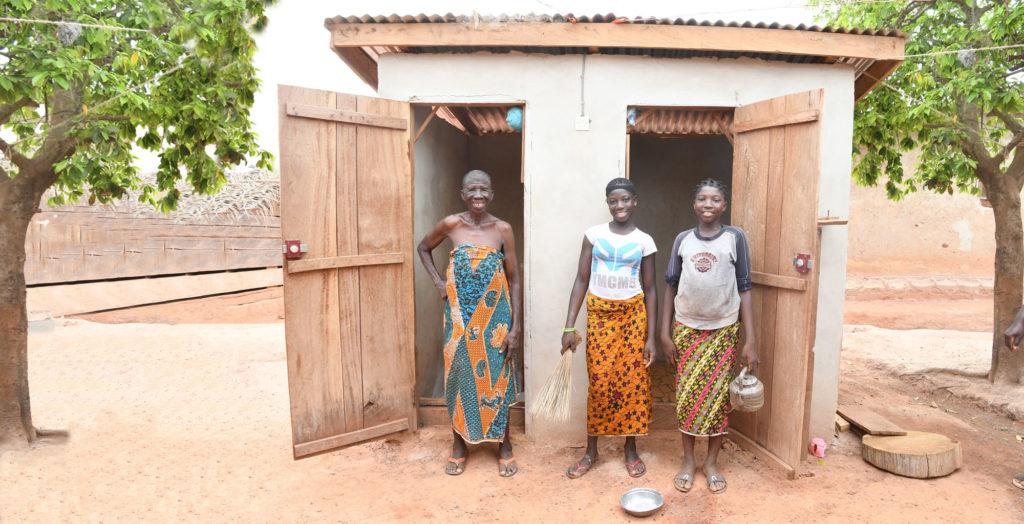 Côte d'Ivoire vand Pressalit