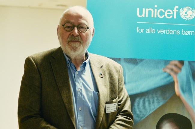 """Jens Raahauge """"Det er helt afgørende, at børn bliver bevidste om deres rettigheder"""""""
