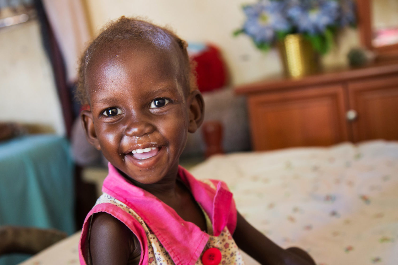 UNICEF/2017/Farran/Hunger/Juba Fredagsslik sult