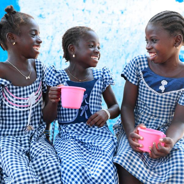 piger skole vand elfenbenskysten penge fra en moveathon kan støtte piger