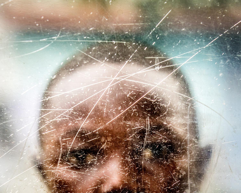 13-årige Albert er tidligere børnesoldat. I dag går han i et UNICEF-støttet reintegrationscenter.