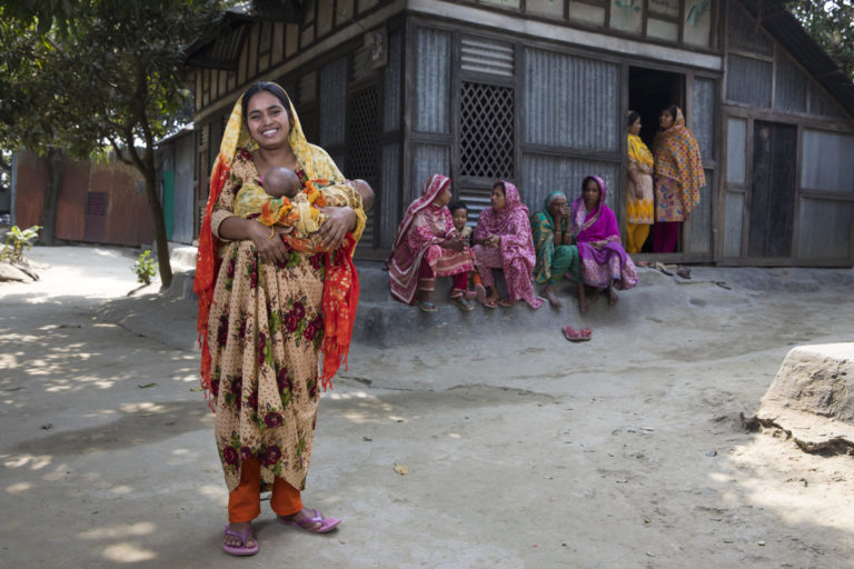 UNICEF/2018/Njiokiktjien/Bangladesh/Twins/Neonatal