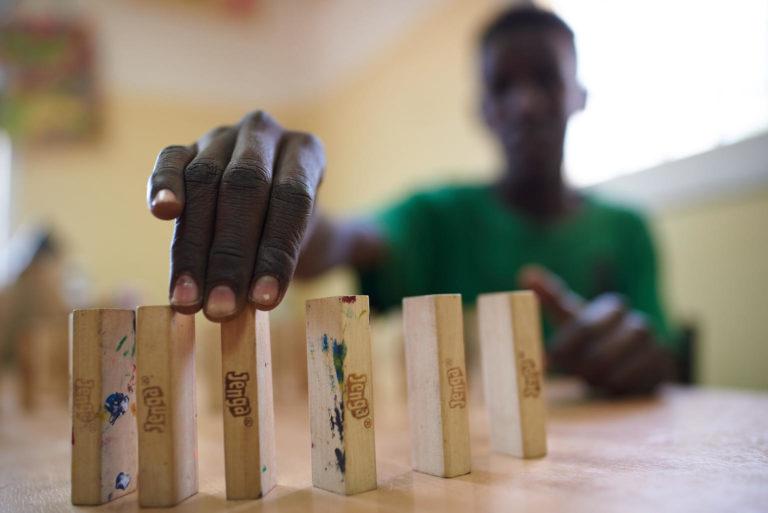 UNICEF/2018/Noorani/Djibouti/Child/Streets