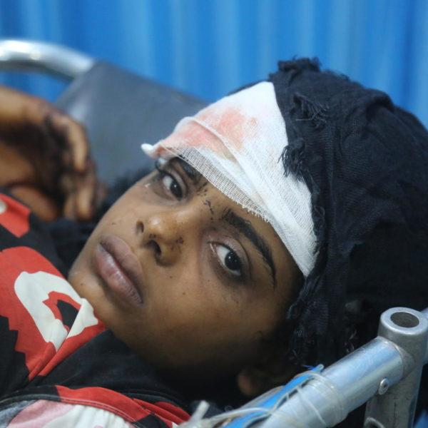 Yemens børn har brug for hjælp