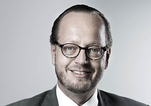 Administrerende direktør Jesper T. Lok, DSB