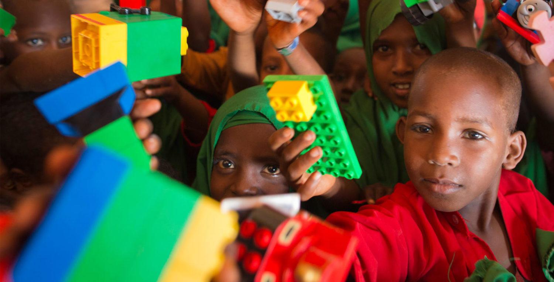 lego hjælper børn verden over med at lære igennem leg