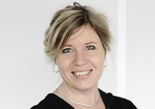 Line Grove Hermansen, kommunikationschef SOS Børnebyerne