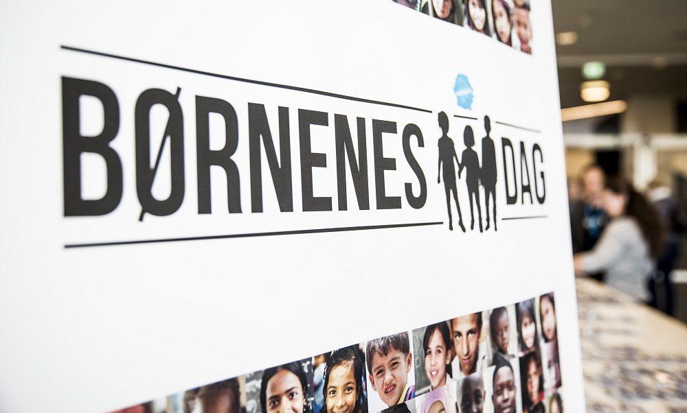 UNICEF holder Børnenes Dag i FN-Byen