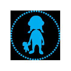 UNICEF når flere børn end nogen anden børneorganisation