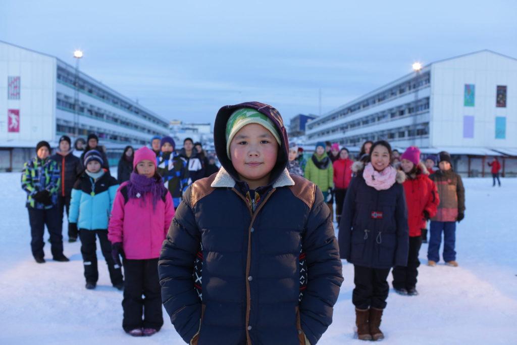 Grønland Grønlandske børn