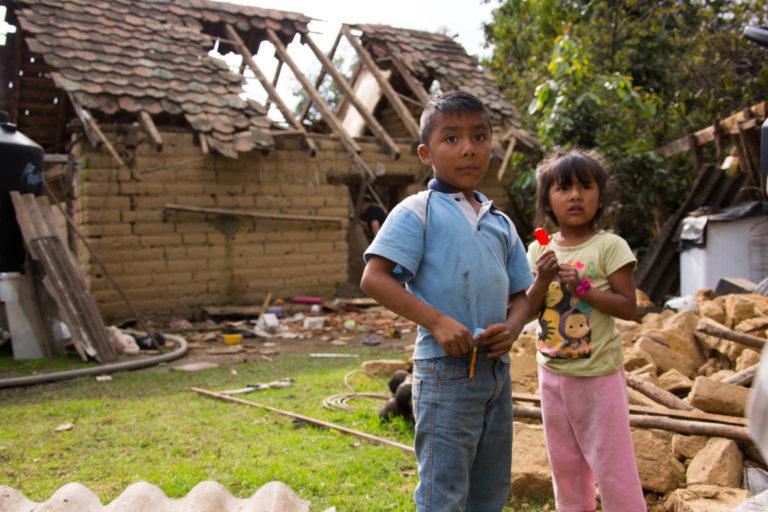 UNICEF/2017/Solís/Earthquake/Mexico