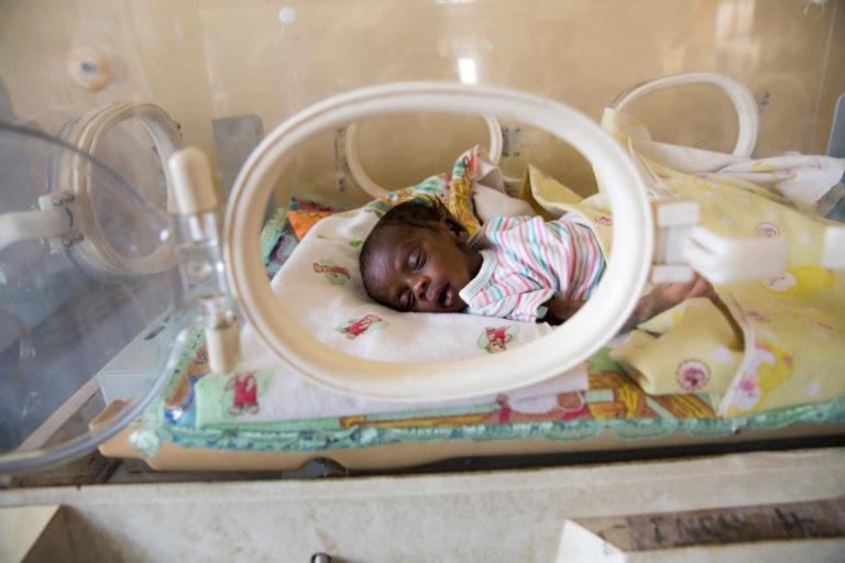 UNICEF/2018/Naftalin/Ayah/Newborn/South-sudan
