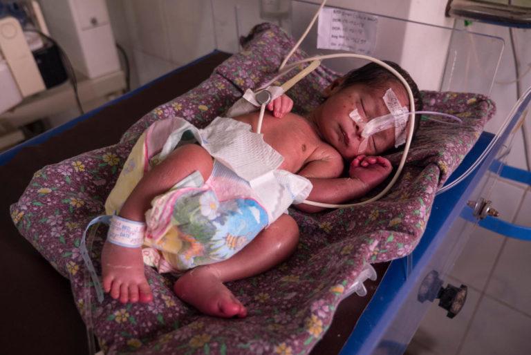 UNICEF/2018/Nybo/Bangladesh/Rohingya/Newborn