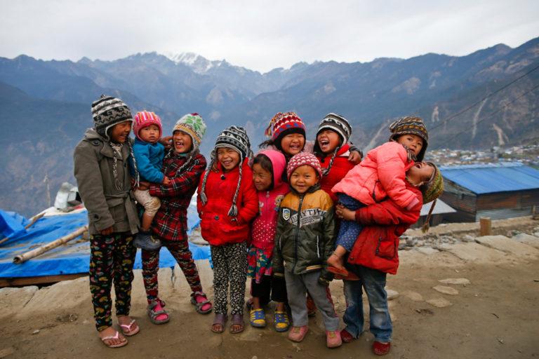 UNICEF/2016/Shrestha/Nepal/Earthquake