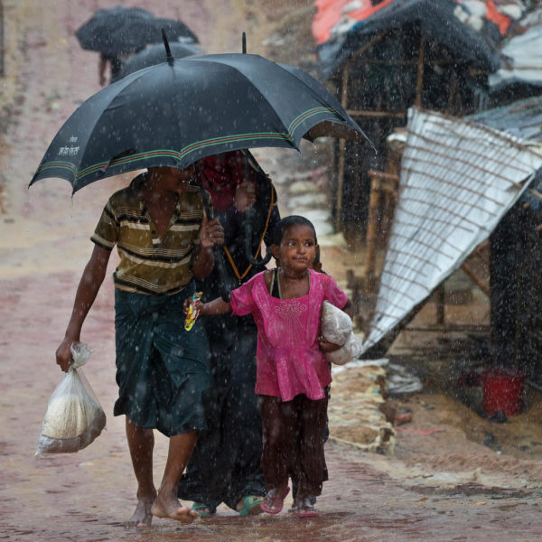 Rohingya Bangladesh Cox Bazar Myanmar monsun