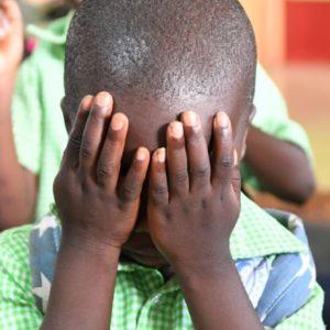 Alle børn har ret at trives og være en del af det samfund, de bor i. © UNICEF/UN0149812/DEJONGH
