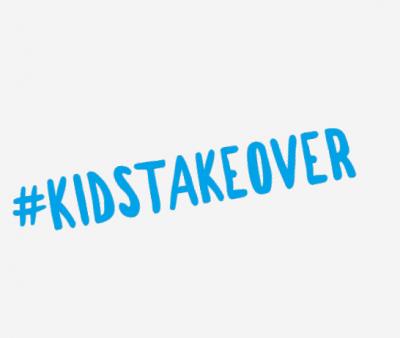 #KidsTakeover