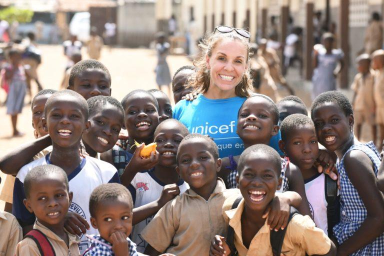 UNICEFs mission er at sikre, at alle børn får en fair chance. © UNICEF/UN0207984/DEJONGH