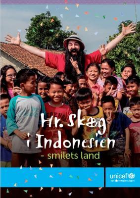 Hr. Skæg i Indonesien