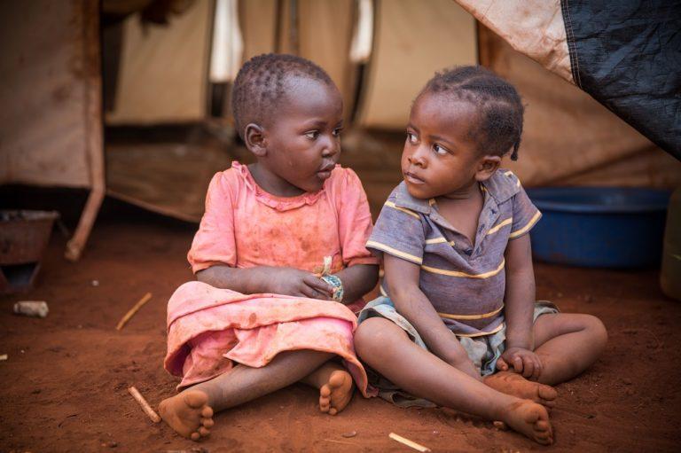 Burundi flugt forflyttet