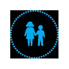 UNICEF kæmper for alle verdens børn med nødhjælp og humanitært arbejde