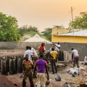 Amin fra Tchad er tidligere børnsoldat. Han har fået hjælp af UNICEF til at start et nyt liv. Han har lært om vand og sanitet og arbejder nu med at skabe vandrensningssystemet til sin lokalsamfund.