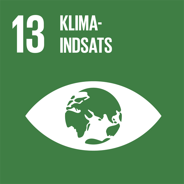 Verdensmål 13: Klimaindsats