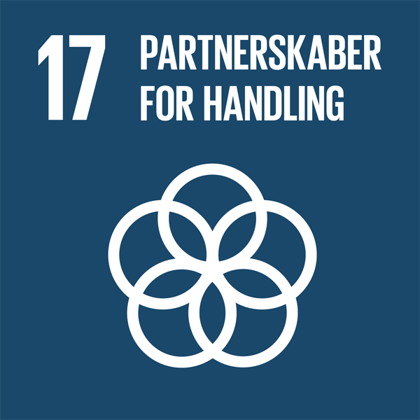 Verdensmål 17: Partnerskaber for handling