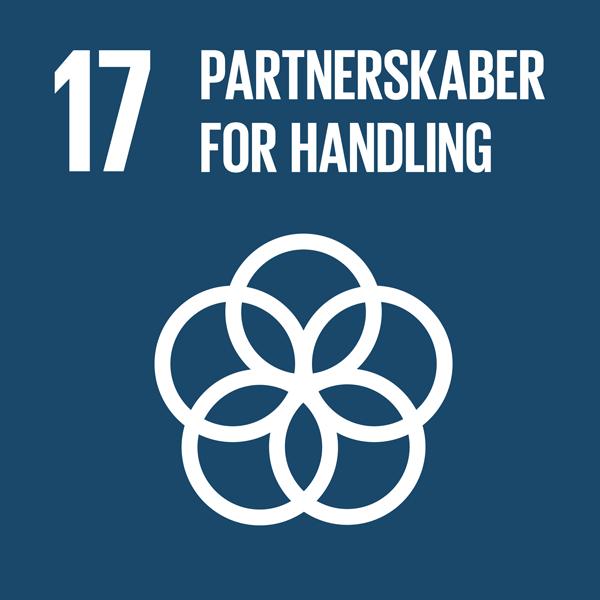 Verdensmål 17: Partnerskaber for handling