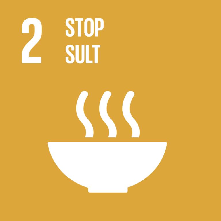 Verdensmål 2: Stop sult