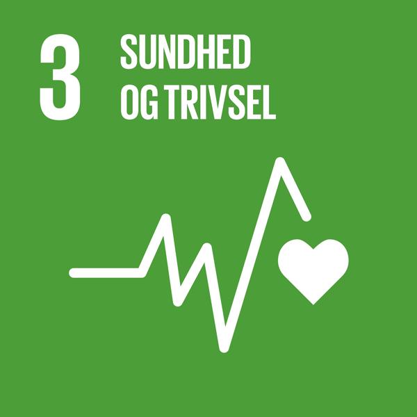 Verdensmål 3: Sundhed og trivsel