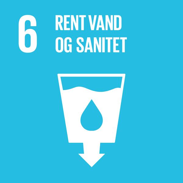 Verdensmål 6: Rent vand og sanitet