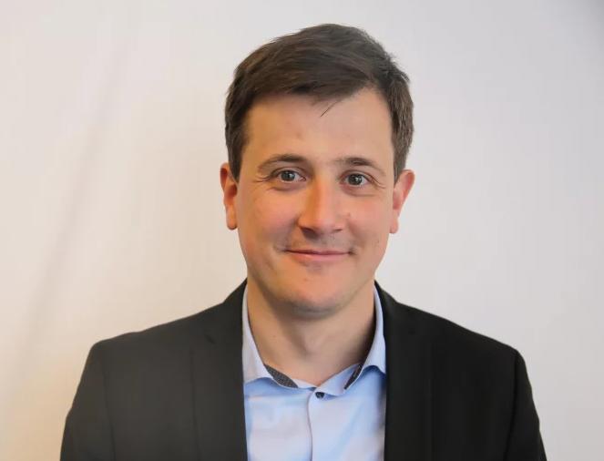 Andreas Hjørnholm er kommunikationschef for Norwegian