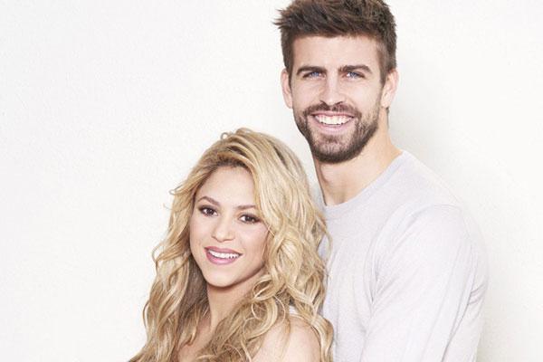 Sangerinden Shakira og hendes mand, FC Barcelona stjernen Gerard Pique holdt et verdensomspændende baby shower til fordel for UNICEF, da de ventede begge deres børn. Foto: Jaume de la Iguana