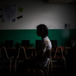 vold overgreb børn pige