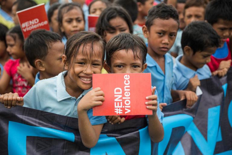 end-violence vold overgreb børn