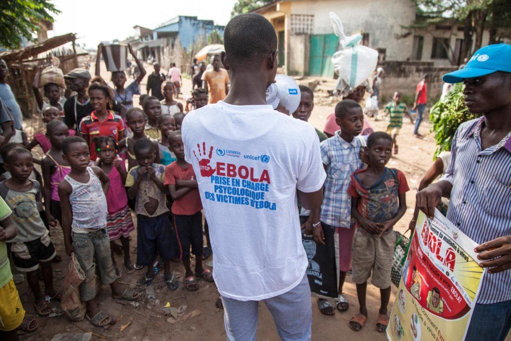 Ebola oplysningskampagne