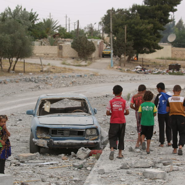 Krig i syrien