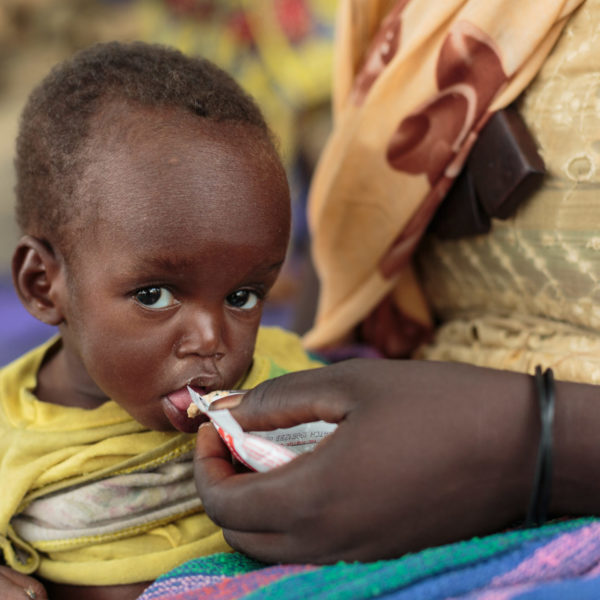UNICEF/2018/Asselin/Chad/Malnutrition